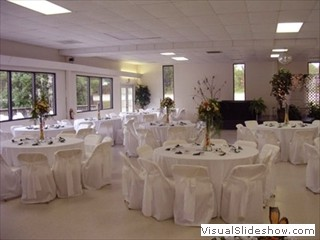wedding receiption rental