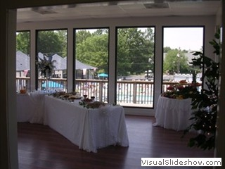 buffet venue rental garner